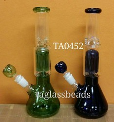 Color Conical Mini Bong With Ice Catcher