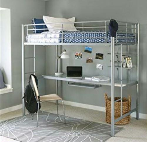 Bunk Bed With Study Table At Rs 14500 Piece Bunk Bed