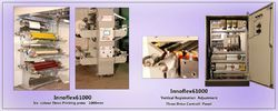 Automatic Roll To Roll Flexo Printing Press
