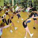 Aerobic Flooring for  Aerobic Hall and Dance Floor