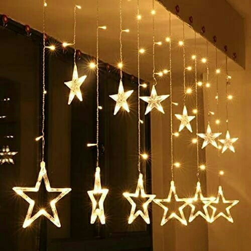 Yellow Led Diwali Decorative Lights Rs 1600 Strip Drsika Creations Id 20157922191