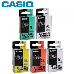 Casio Label Tapes