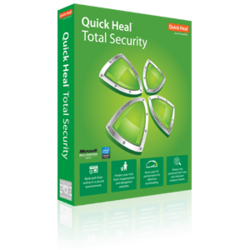 Quickheal Total QH Quick Heal Antivirus Software, 17.00 version , for QHTS