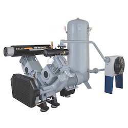 Elgi Equipments Limited Oil Free Air Cooled Compressor