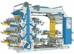 PP Fabric Eight Colour Flexo Printing Machine