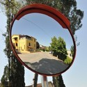 Convex Mirror And Road Safety Mirror