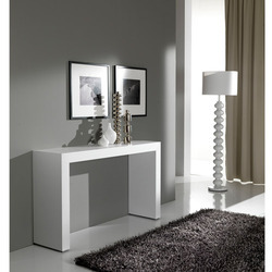 Console Bridge Lacc. Bianca Console Table