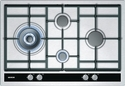 Siemens Iq500 75 Cm Stainless Steel Gas Built In Hob