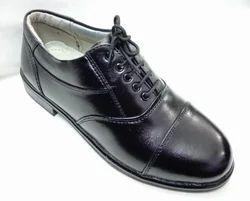Men Black Formal Shoes, Size: 5-11