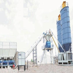 High Performance Concrete Batching Plant
