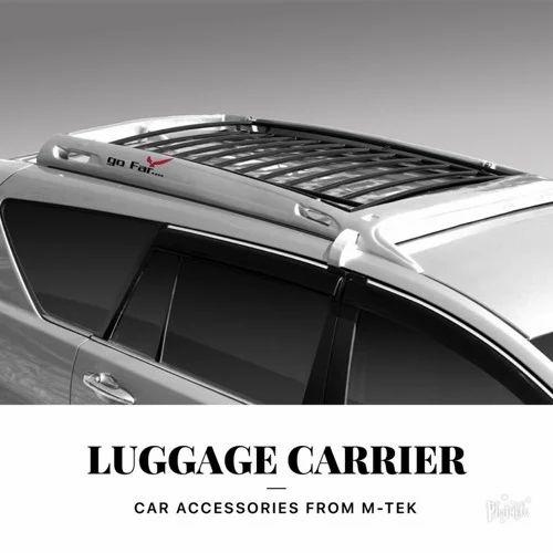 M Tek Luggage Carrier For Vehicle M Tek Engineers Id