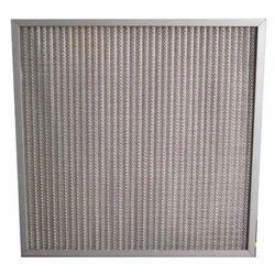 Pleated Metal Mesh Filter
