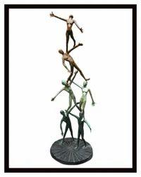 Team Work 1 Decorative Figurine