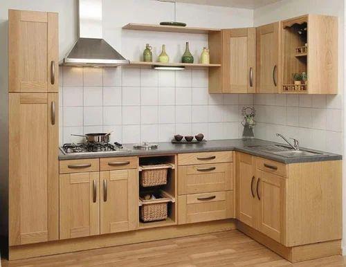 Wooden Modular Kitchen Designing In Sahakara Nagar Bengaluru