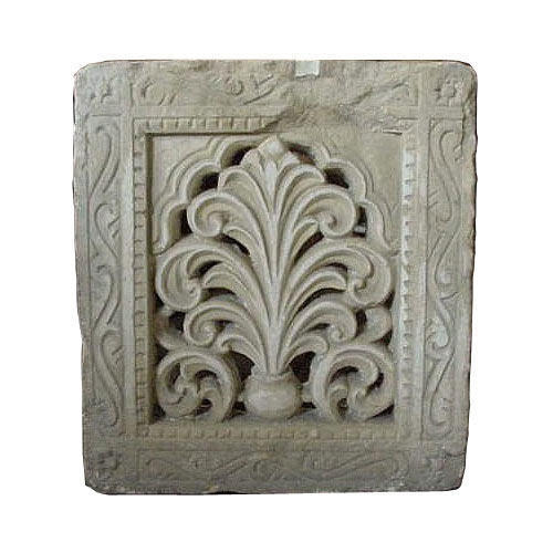 Polished Carved Stone Panel, Model: AR/2