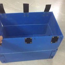 Universal Plastic Corrugated Box