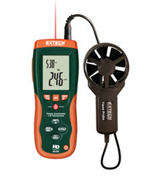 CFM CMM Thermo Anemometer