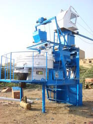 Batching Plant Pan Type