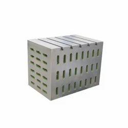 Microflat Cast Iron Box Angle Plates