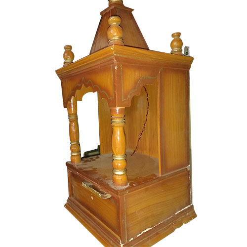 Wooden Temple At Rs 500 Piece Wooden Temples Id 13962089888