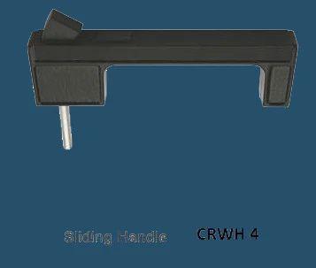 UPVC Pull Handle Sliding Window Handle