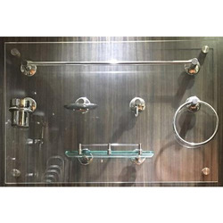 Bathroom Accessories Display golden bathroom accessories at rs 35916 /piece | bathroom