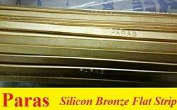 Silicon Bronze Flat Strip