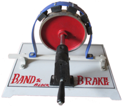 Band And Block Brake Model