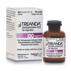 Treanda Bendamustine Injection