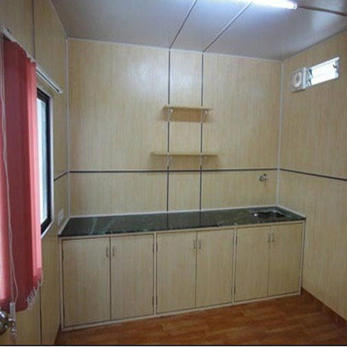 Wood Portable Modular Kitchen Rs 110000 Unit M A Portable Cabins India Private Limited Id 6394523788