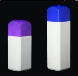 50gm/ 100gm Square Telcum Powder Container