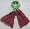 Cotton Shaded Scarves