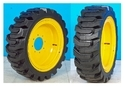 Bobcat Solid Resilient Tyres