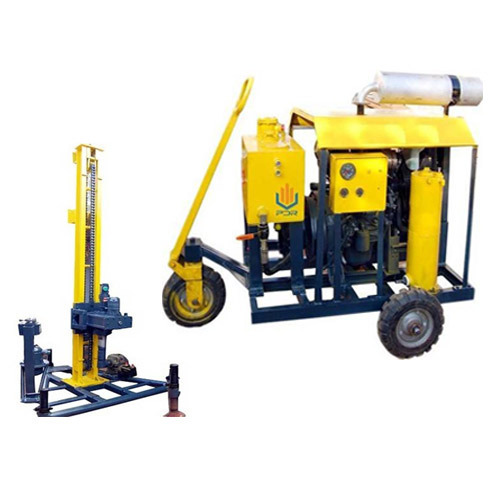 Ashok Leyland Semi-Automatic,Manual PRO INWELL 100 Water Well Drillings Rigs, PDR