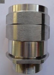 Stainless Steel Double Compression Cable Glands