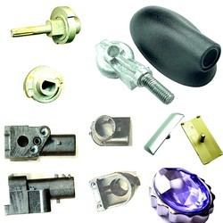Precision Parts For Industrial Sector