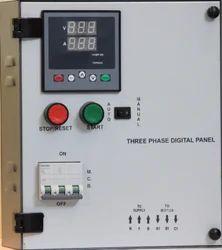 Auto Three Phase Digital D.O.L.Starter Panel