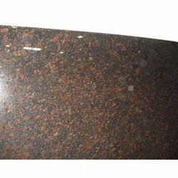 Tan Brown Design Granite Stone