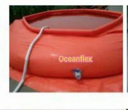 Oceanflex Rubber Water Tanks, Capacity: 2000 L