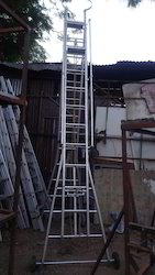 Aluminium Self Supporting Extension Ladder 16' Feet