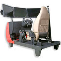 Car Driver Training Simulator - Era (dealers Are Invited), Application/usage: Driver Trianing