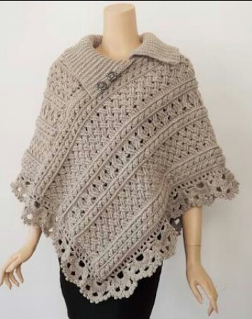 woolen ponchos at rs 450 piece uuni poncho wool poncho ऊन