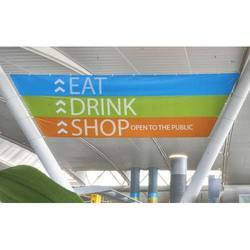 Eco Solvent Cloth Banner Printing Service