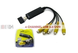 Array Vision 4ch USB2.0 DVR Surviellance System