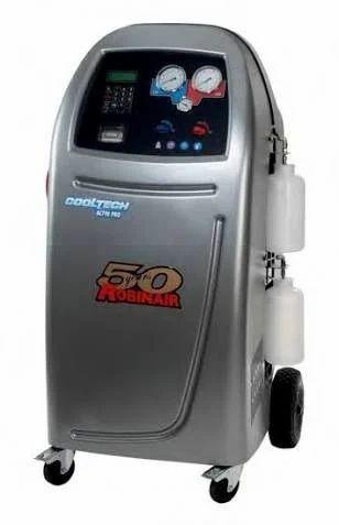 Robinair Ac Machine >> Robinair Ac690pro Ac Gas Charging Machine