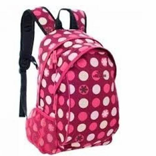 7658b3e9927f Girls School Bag at Rs 350  piece(s)