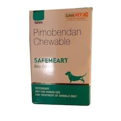 Pimobendan Chewable Tablets