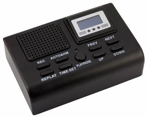 Spy Audio Devices Digital Recorder For Landline Phones