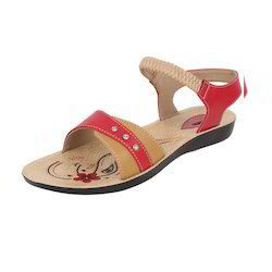 Women's Aqualite Stylish Real PU Sandal