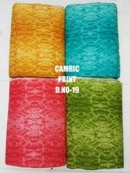 Cambric Fabric